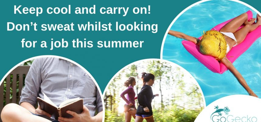 Summer blog banner