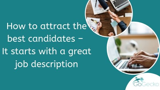 How to attract candidates Banner