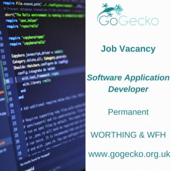 1186 - Software Application Developer