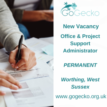 1198 - Office and Project Support Administrator
